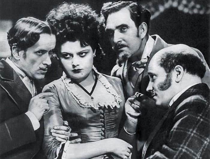 Кадр из фильма *Пышка*, 1934 | Фото: kino-teatr.ru