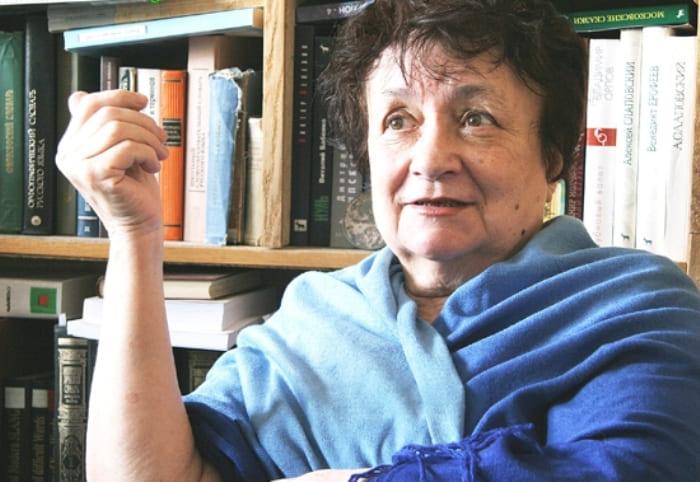 Писательница и сценарист Галина Щербакова | Фото: ariadna-crimea.org