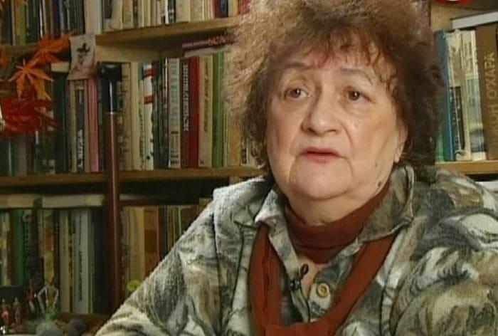 Писательница и сценарист Галина Щербакова | Фото: kino-teatr.ru