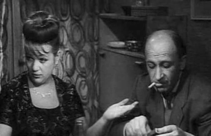 Галина Волчек и Евгений Евстигнеев, 1965   Фото: goodhouse.ru