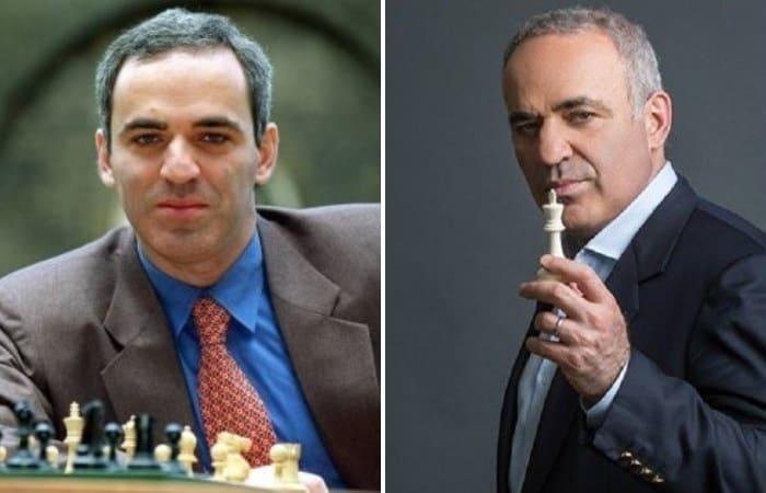 Знаменитый шахматист Гарри Каспаров | Фото: 24smi.org, isralike.org