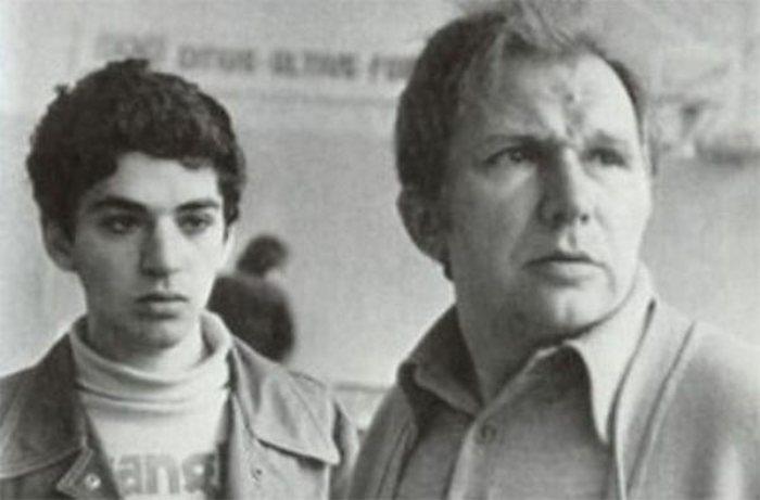 Гарри Каспаров и его тренер Александр Никитин | Фото: chesswood.ru