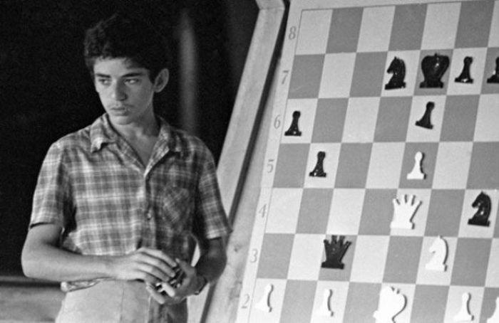Гроссмейстер в юности | Фото: 24smi.org