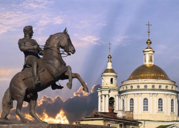 Памятник генералу Ермолову в Орле | Фото: lifeisphoto.ru