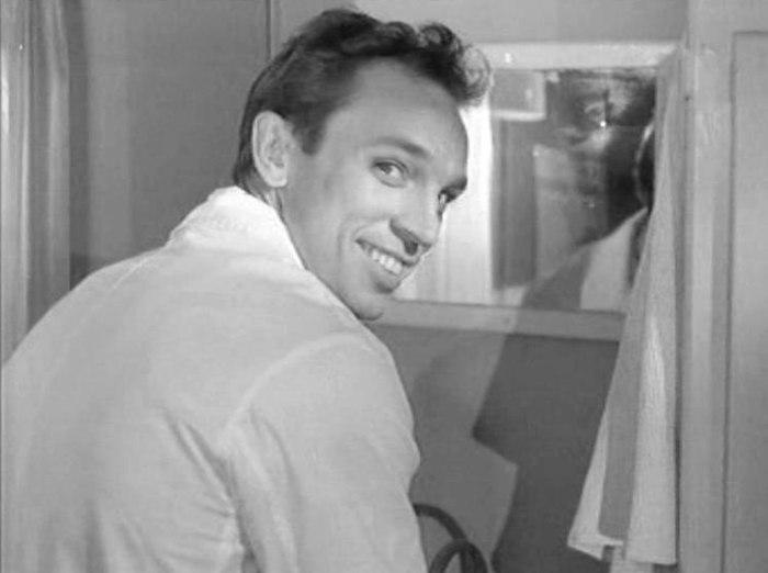 Кадр из фильма *След в океане*, 1964 | Фото: kino-teatr.ru