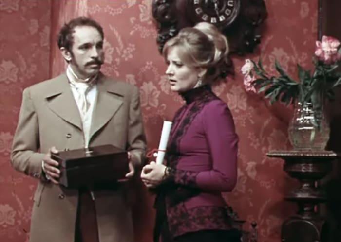 Кадр из фильма *Капитан Немо*, 1975   Фото: 24smi.org