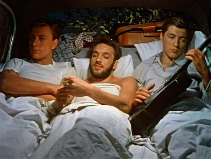Кадр из фильма *Три плюс два*, 1963   Фото: kinonews.ru
