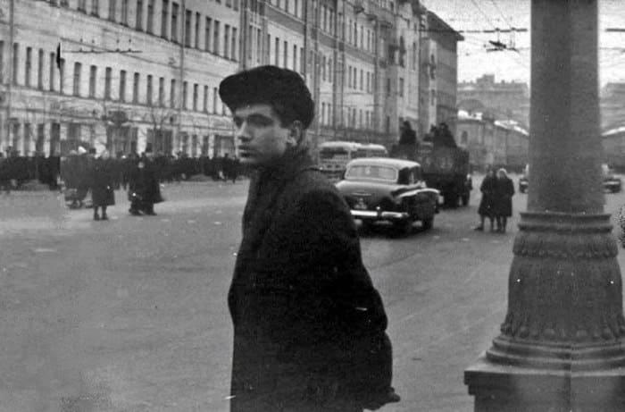 Певец 1960-х Геннадий Шпаликов | Фото: colta.ru