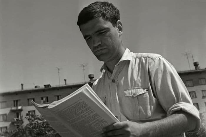 Поэт, сценарист, кинорежиссер Геннадий Шпаликов | Фото: biographe.ru