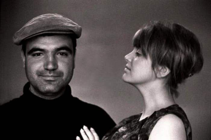 Поэт с женой | Фото: colta.ru