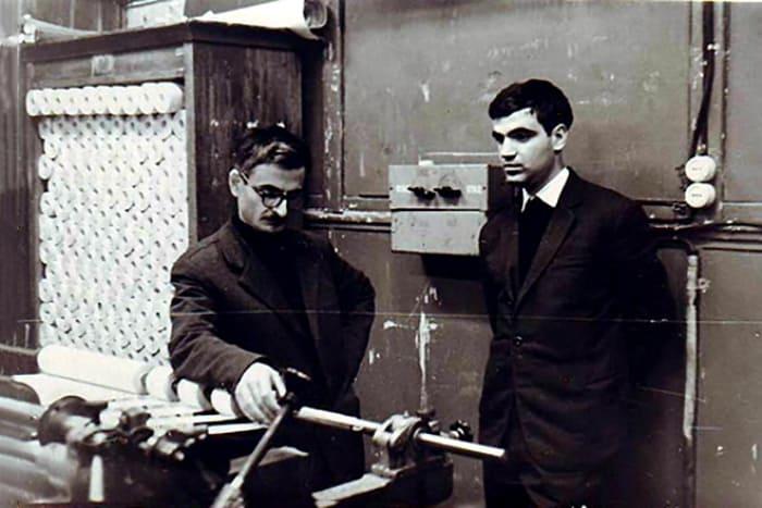 Марлен Хуциев и Геннадий Шпаликов, 1963 | Фото: 24smi.org