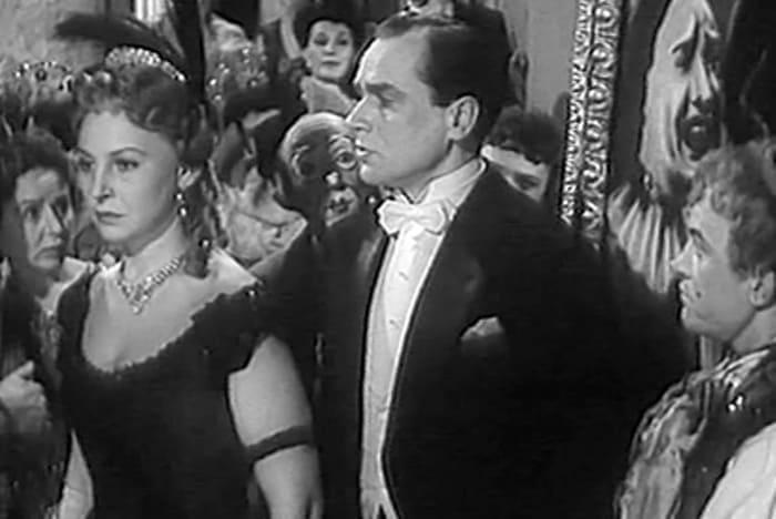 Кадр из фильма *Мистер Икс*, 1958 | Фото: kino-teatr.ru