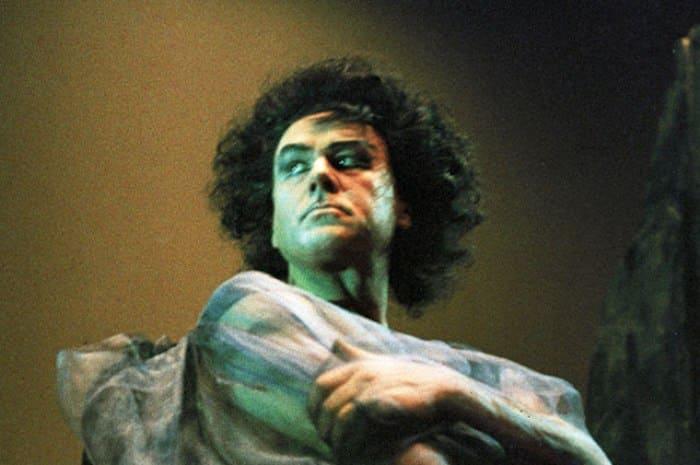 Георг Отс в главной роли в опере *Демон*, 1966 | Фото: aif.ru