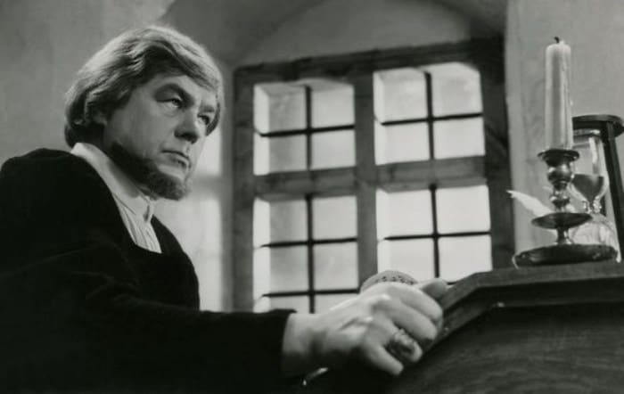 Георг Отс в фильме *Между тремя поветриями*, 1970 | Фото: kino-teatr.ru