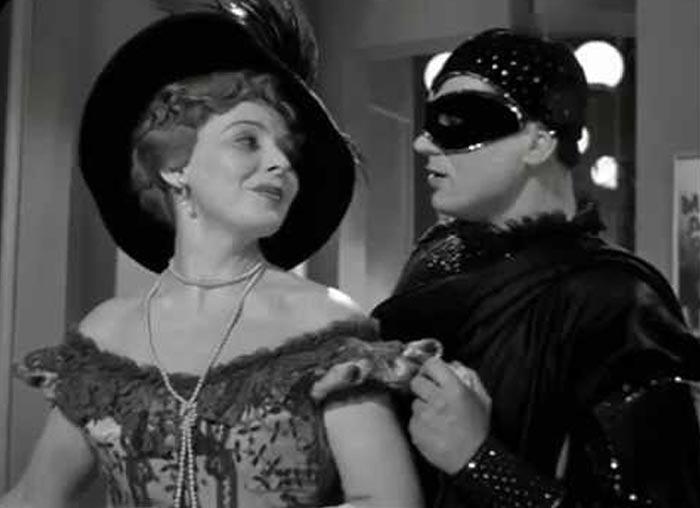 Кадр из фильма *Мистер Икс*, 1958 | Фото: stuki-druki.com
