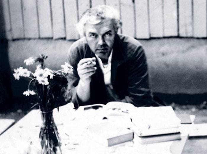Актер, драматург, поэт Георгий Епифанцев | Фото: 7days.ru