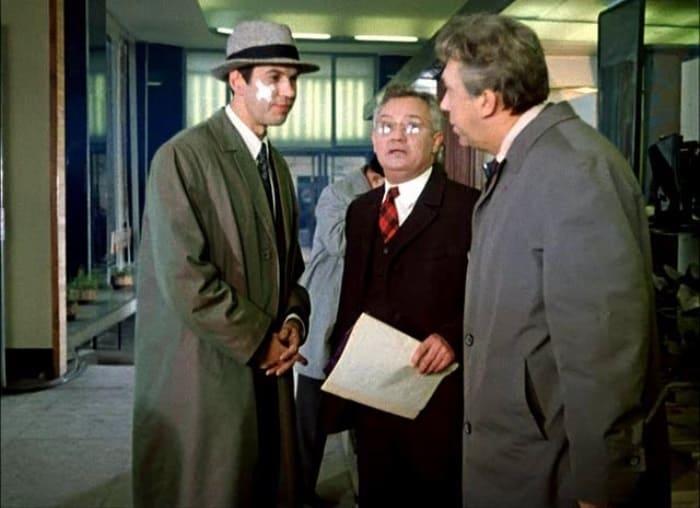 Кадр из фильма *Старики-разбойники*, 1971 | Фото: kino-teatr.ru