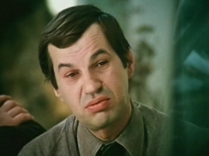 Георгий Бурков в фильме *Гараж*, 1979 | Фото: kino-teatr.ru