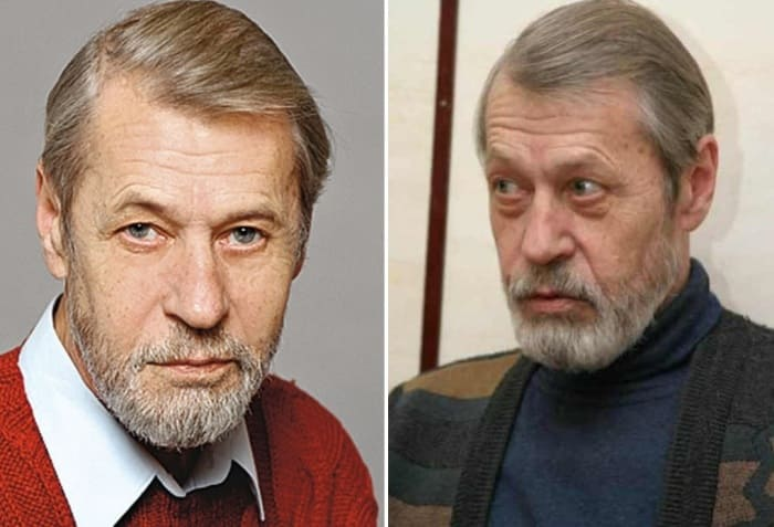 Актер, который стал заложником одной роли | Фото: kino-teatr.ru, biographe.ru