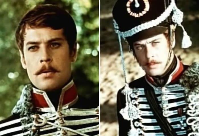 Георгий Мартынюк в фильме *Метель*, 1964 | Фото: kino-teatr.ru