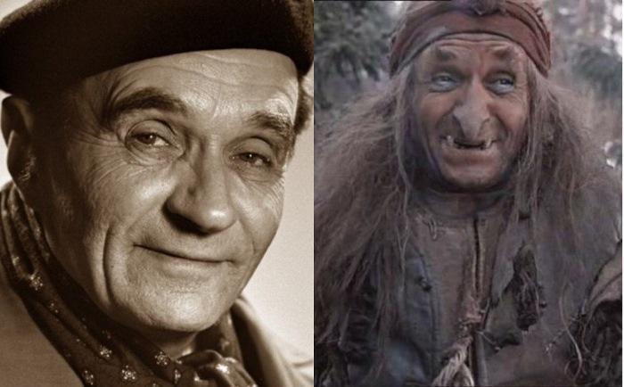 Георгий Милляр и его самая знаменитая роль – Баба Яга