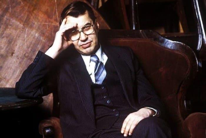 Заслуженный артист РСФСР Георгий Бурков | Фото: rewizor.ru