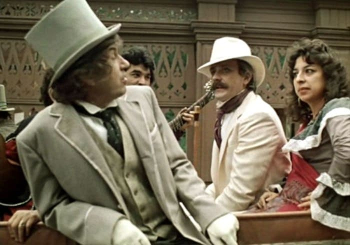 Кадр из фильма *Жестокий романс*, 1984   Фото: kino-teatr.ru
