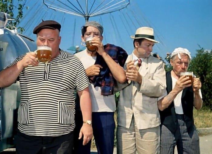 Кадр из фильма *Кавказская пленница*, 1966 | Фото: lifegid.com