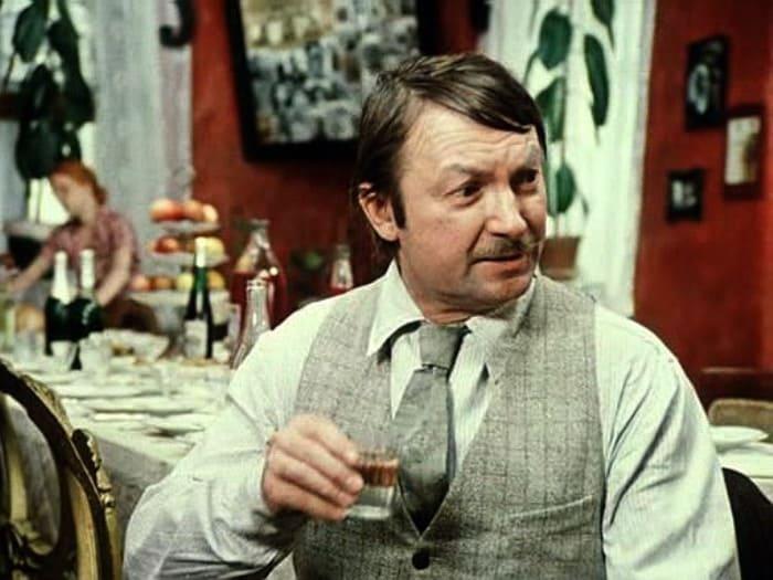 В кино Вицин часто играл выпивох | Фото: topic.lt