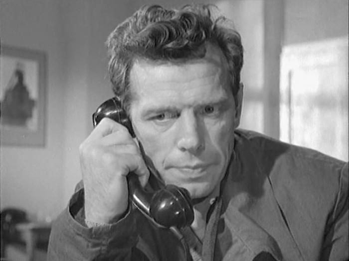 Георгий Жженов в фильме *Человек с будущим*, 1960 | Фото: kino-teatr.ru