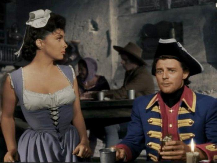 Кадр из фильма *Фанфан-тюльпан*, 1952 | Фото: radikal.ru
