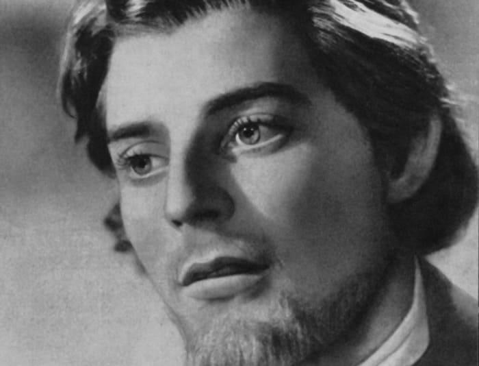 Жерар Филип в роли князя Мышкина в фильме *Идиот*, 1946 | Фото: kino-teatr.ru