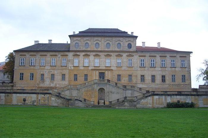 Замок Дукс в Богемии | Фото: liveinternet.ru