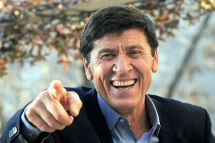 Легенда итальянской эстрады 1960-1970-х гг. Джанни Моранди | Фото: 24smi.org