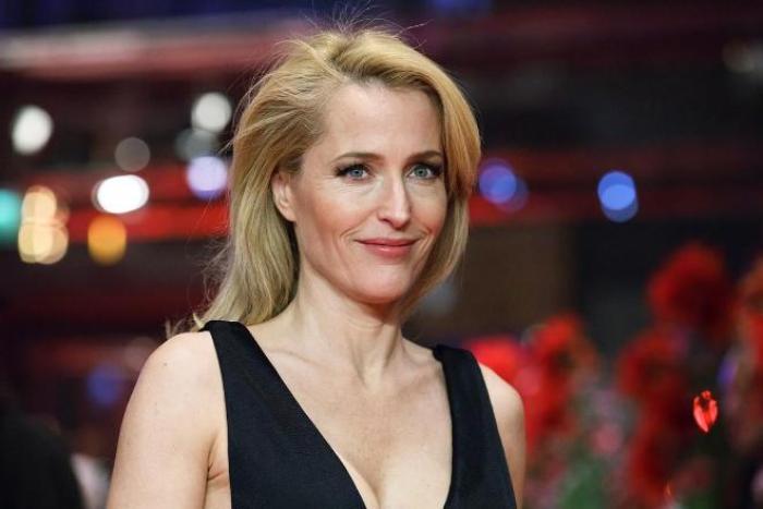 Актриса театра и кино Джиллиан Андерсон | Фото: 24smi.org