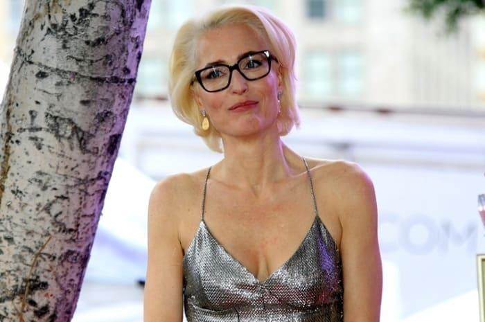 Актриса театра и кино Джиллиан Андерсон | Фото: tv.ua