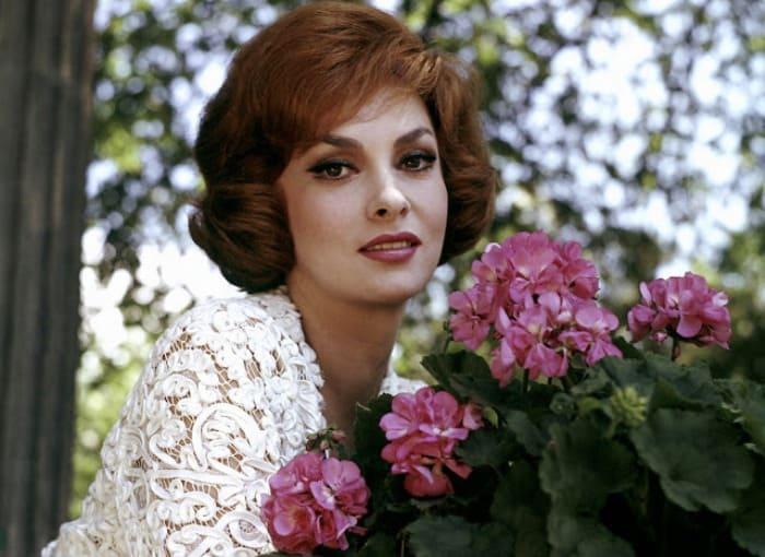 Знаменитая итальянская актриса, скульптор, фотограф Джина Лоллобриджида | Фото: bigpicture.ru