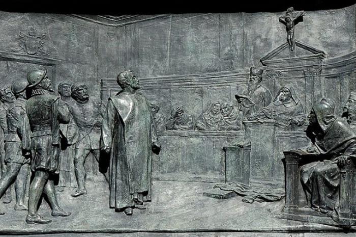 Суд над Джордано Бруно | Фото: aif.ru