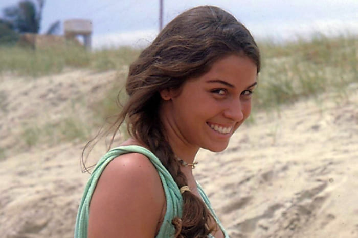 Джованна Антонелли в сериале *Тропиканка*, 1994 | Фото: 24smi.org