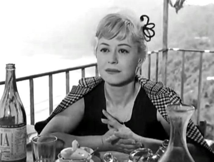 Джульетта Мазина в фильме *Ночи Кабирии*, 1957 | Фото: kino-teatr.ru