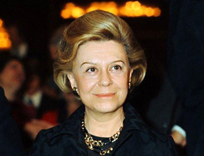 Знаменитая итальянская актриса Джульетта Мазина | Фото: kino-teatr.ru