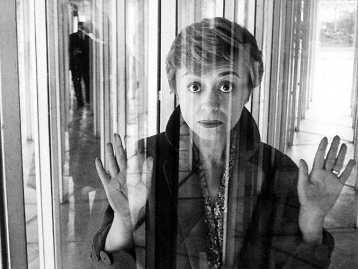 Жена, партнер, соавтор и муза Феллини   Фото: liveinternet.ru