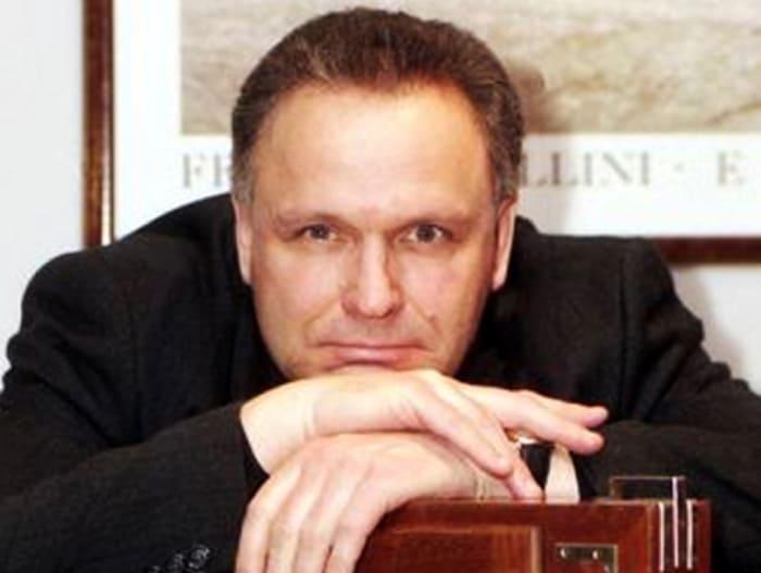Народный артист РФ Николай Еременко | Фото: kino-teatr.ru