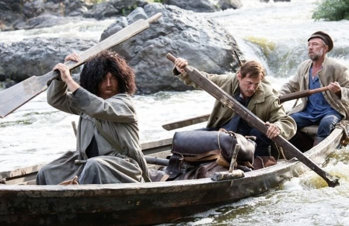 Кадр из сериала *Угрюм-река*, 2020 | Фото: russian.rt.com