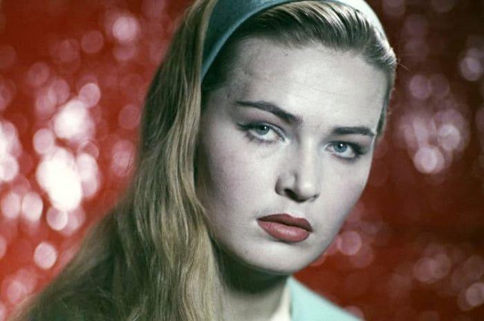 Одна из самых красивых советских актрис Людмила Чурсина | Фото: aif.ru