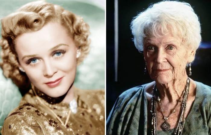 Какой была в молодости главная героиня «Титаника»