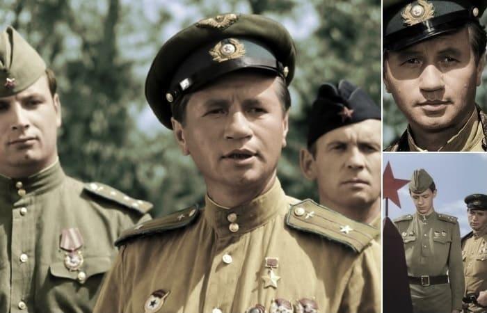 Кадры из фильма *В бой идут одни старики*, 1973 | Фото: kino-teatr.ru и radikal.ru