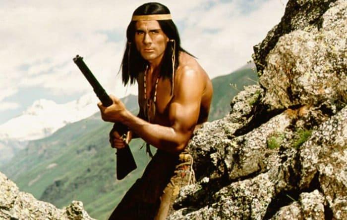Сербский и немецкий актер Гойко Митич, которого прославили роли индейцев | Фото: adella.ru