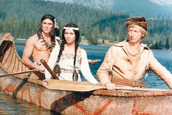 Кадр из фильма *Чингачгук – Большой Змей *, 1967 | Фото: tele.ru