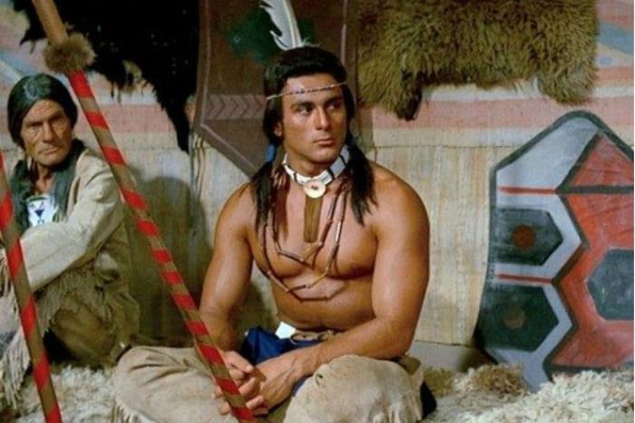 Кадр из фильма *Белые волки*, 1968 | Фото: 24smi.org